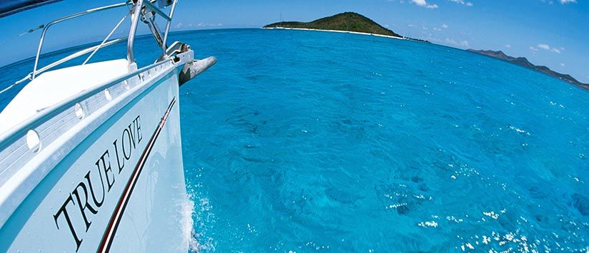 Bluewater Sailing in Caribbean waters (USVI) - Click for some more of my favorite images.