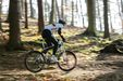 MTB Mountain bike Test for the German Bike Magazin: Karl Platt testing bikes