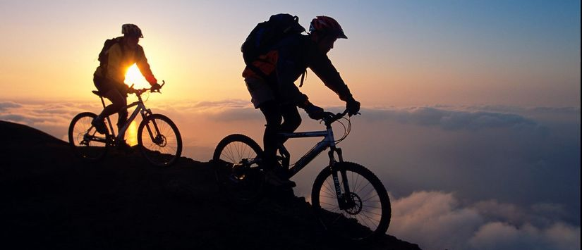 The great Outdoors - Mountainbiking